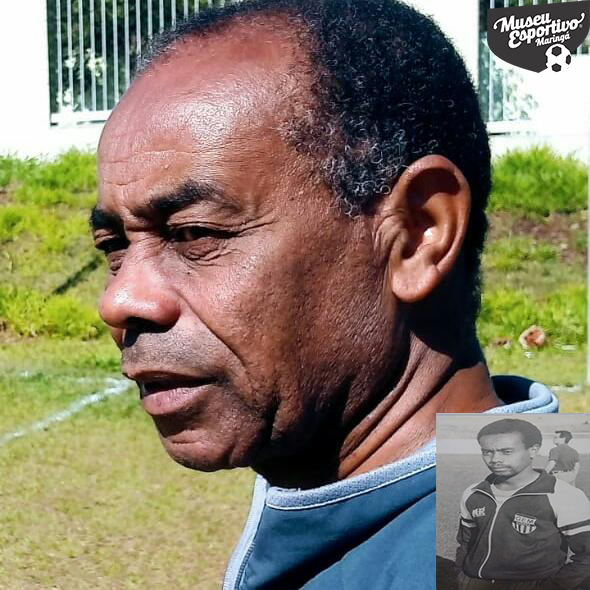Milton Albano Gomes, o Miltinho, nome na história do futebol de Maringá
