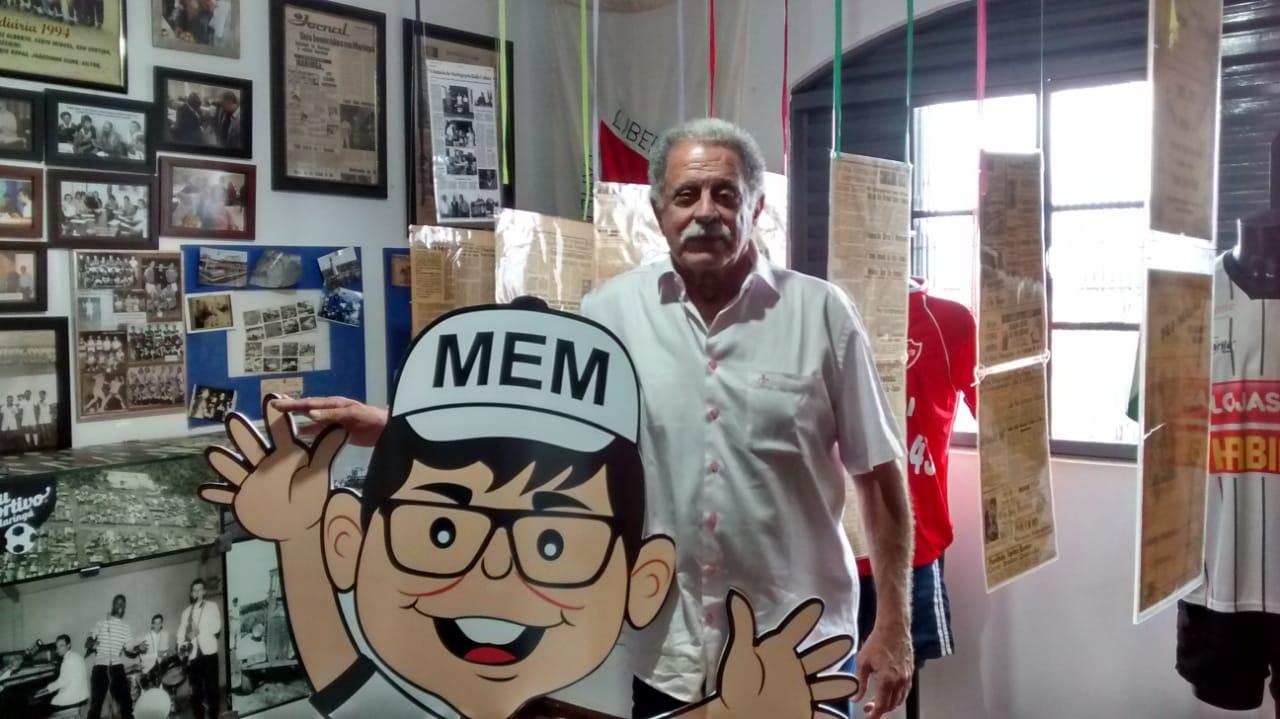 Gabriel Kara Neto no MEM nesta terça-feira (8)