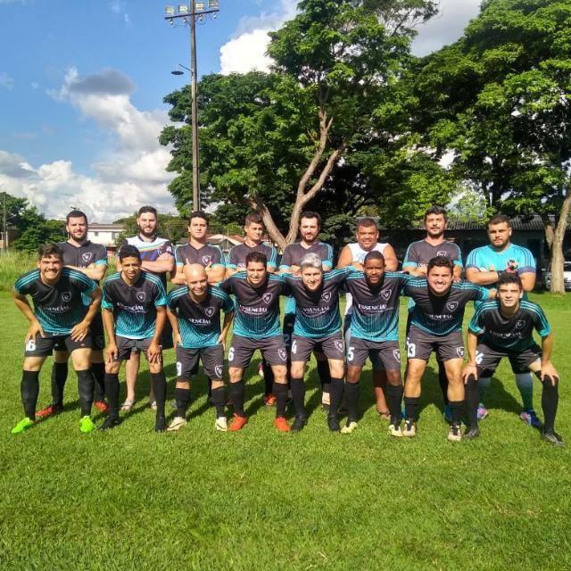 Equipes amadoras de Maringá e Sarandi