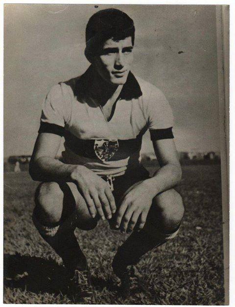 Carlito Mota, já falecido, jogou no Grêmio Esportivo Maringá