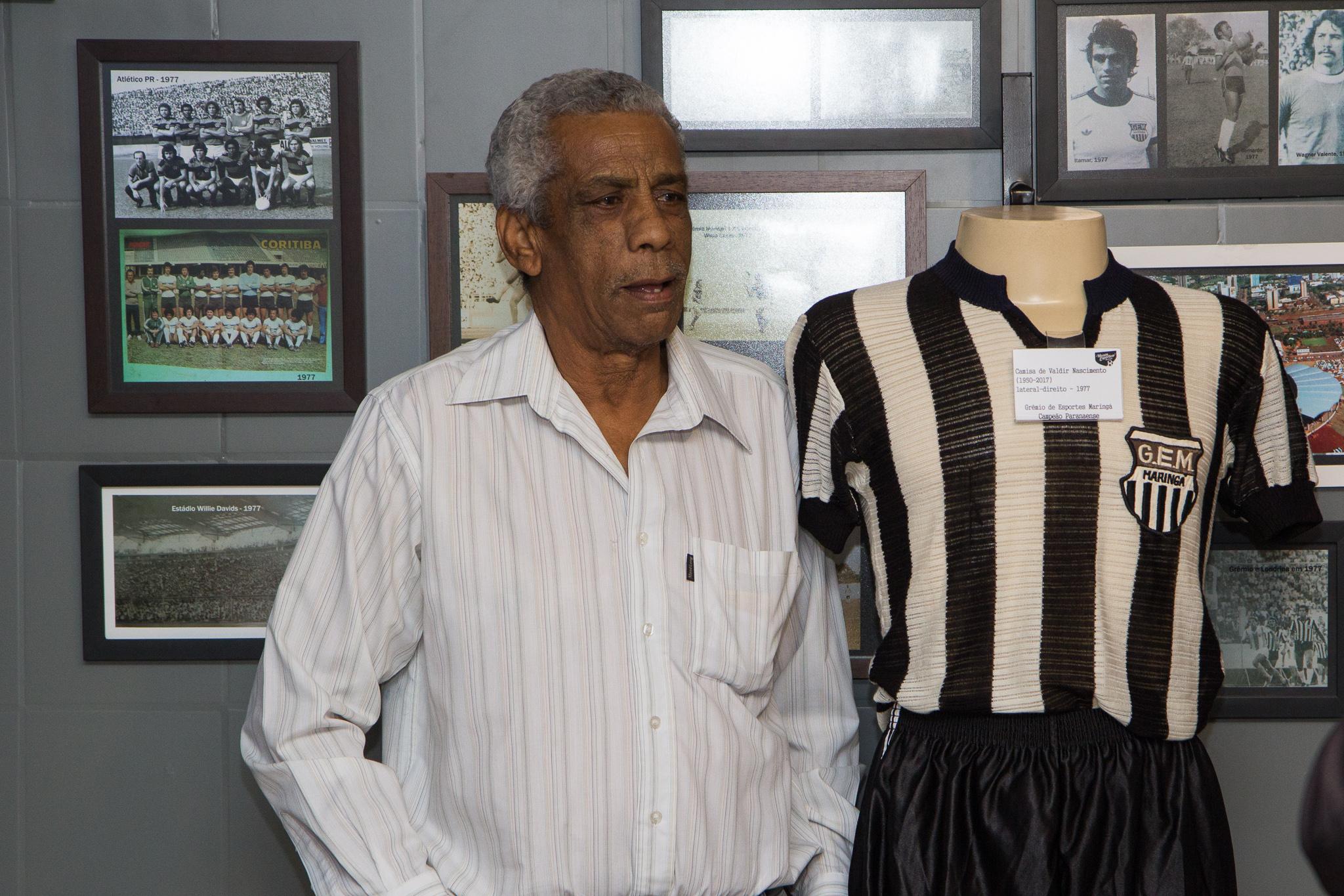 Descanse em paz, Oliveirão, nome histórico do Grêmio Esportivo Maringá