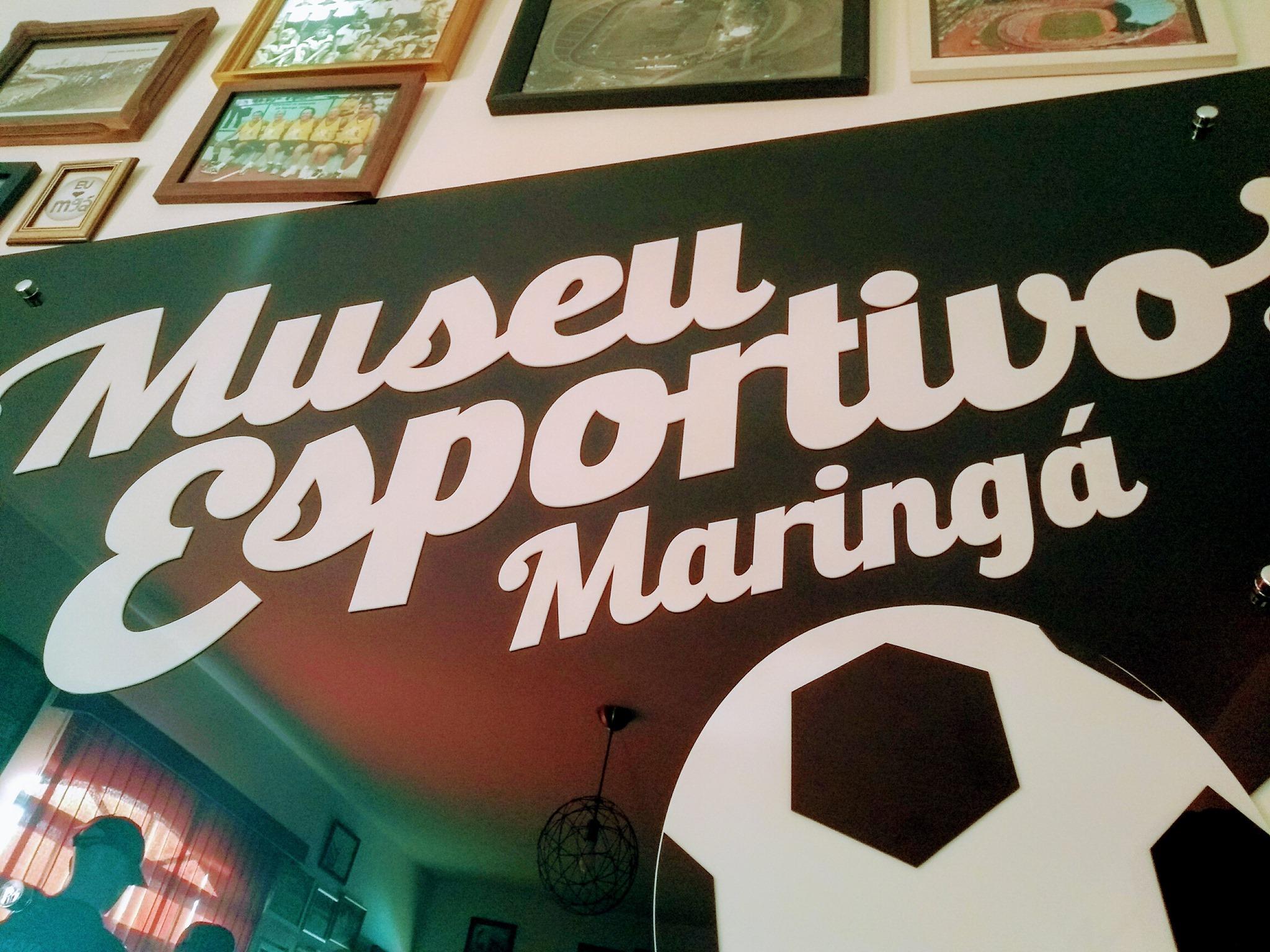 Dia 18 de maio - Dia Internacional dos Museus. Parabéns a todos os amigos que fortalecem e dão representatividade ao Museu Esportivo de Maringá.