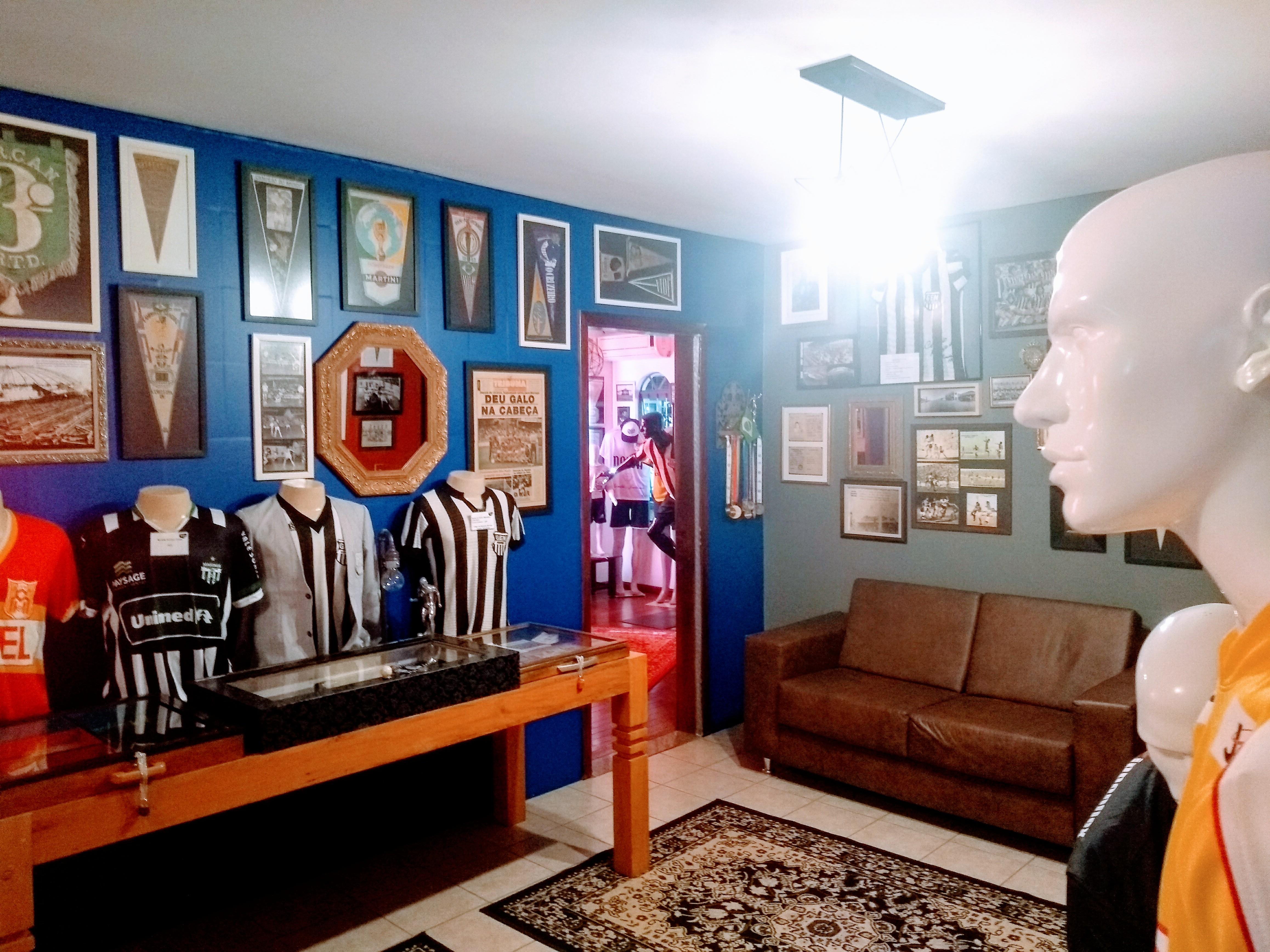 Museu Esportivo de Maringá, o endereço da memória esportiva -