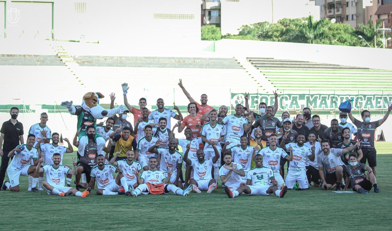Maringá Futebol Clube comemora dez anos de fundação