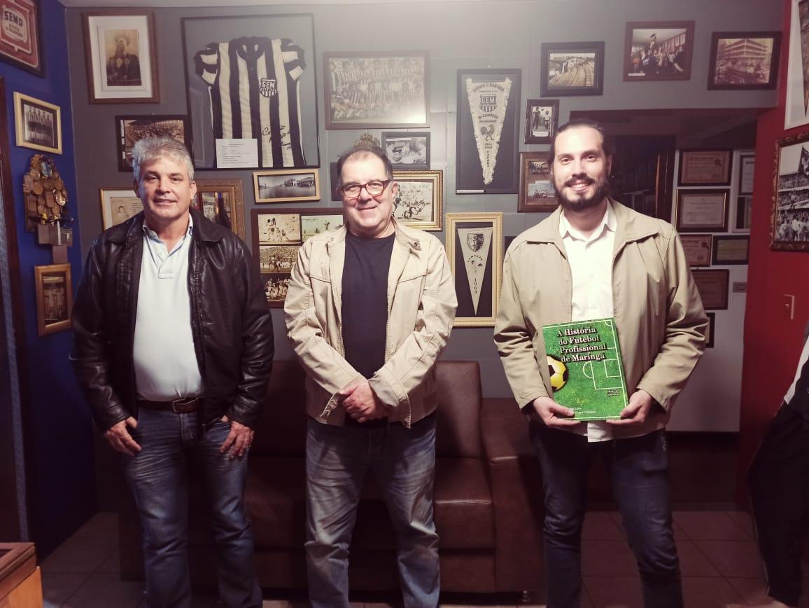 Websérie Paixão Cinquentenária - MEM e Maringá Histórica vão lançar série documental sobre o futebol de Maringá